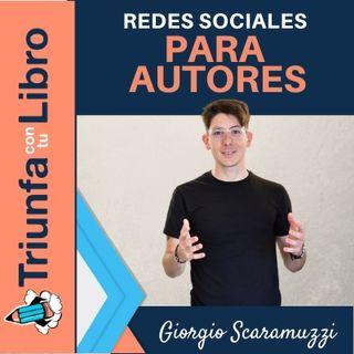 Redes Sociales para Autores
