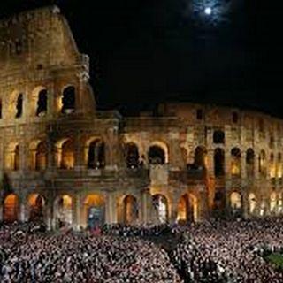 Roma, Pasqua e paura