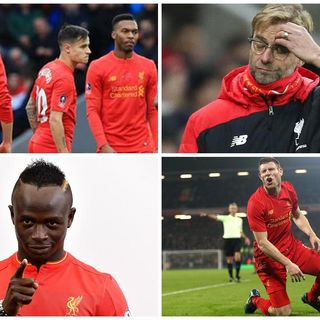 LIVERPOOL FC: Contenders to Crisis in 7 Days