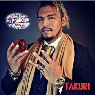 Episode 455 - Takuri @takurifit