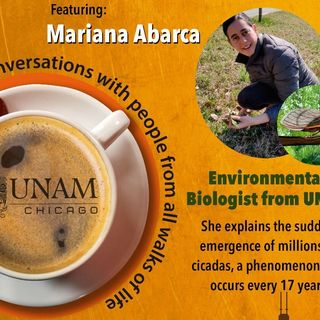 INTERVIEW  BIOLOGIST MARIANA ABARCA