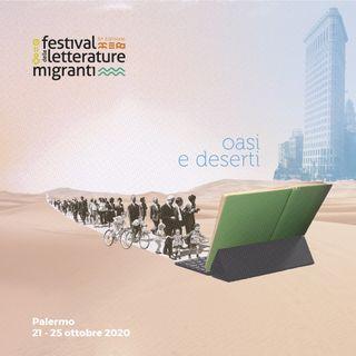 """Davide Camarrone """"Festival delle Letterature Migranti"""""""