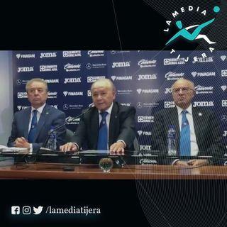"""Desafiliación del Cruz Azul, """"Chuky"""" Lozano otro año en Nápoles."""