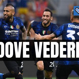 Dove vedere Hellas Verona-Inter, diretta TV e streaming del match
