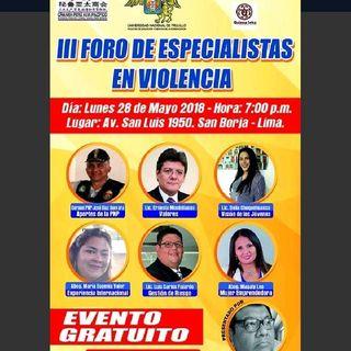 #soymioportunidadeadio Episodio 14: Mujer Acosada No Recibe Ayuda De Las Autoridades. Testimonio Real.