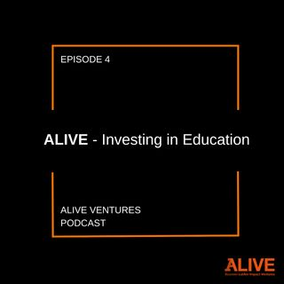 ALIVE– Investing in Education