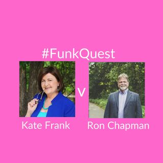 Funkquest - Season 2 - Episode 7 - Kate Frank v Ron Chapman