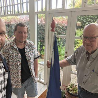 Udestuen goes EU med Uffe Østergaard