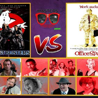 MOTN Random Select: Office Space (1999) Vs. Ghostbusters (1984)