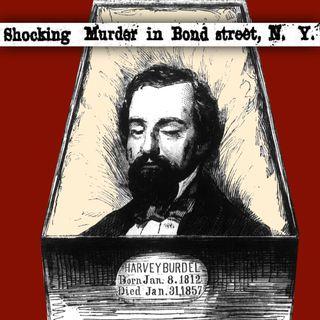 The Bloody Burdell Bond Street Murder