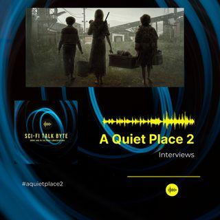 Byte A Quiet Place 2
