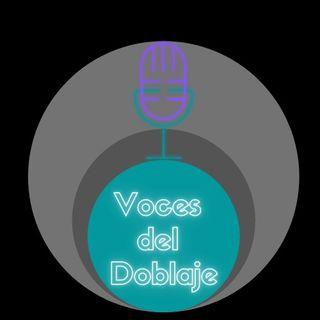 """Voces del Doblaje. Aurora de Andrés: """"Su tabaco, gracias"""". Ep. Piloto."""