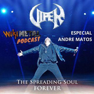 Especial Andre Matos na 89 FM
