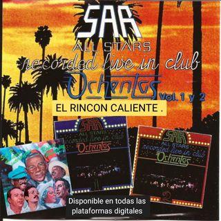 Homenaje Al sello Discografico  Sar All Stars Recorded Live In Club Ochentas  #65