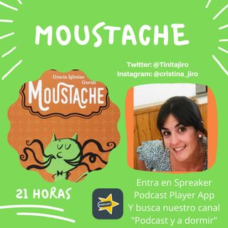 56. Moustache. Cristina Jiménez