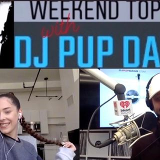 Maeta With Dj Pup Dawg - Party With Pup Podcast Part1