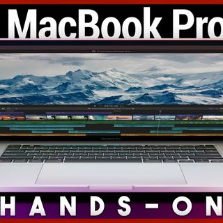 "Macbook Pro 16"" (2019) Unboxing & First Look"