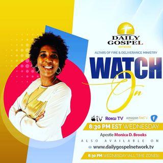 Daily Gospel Network Ministry 58