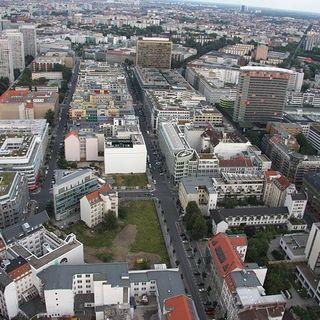 Riprendere Berlino: Kreuzberg negli anni '80.