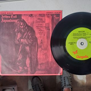 Side 1 & 2 Aqualung Little LP #242 (1971)  for sale on eBay user ID: plantlover6
