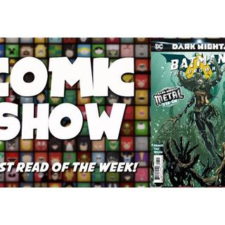 Episode 17: Engaged Batman, Plus Top Manga & Webtoons For New Readers