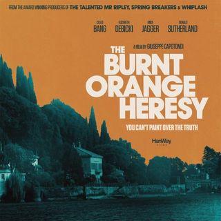 Special Report: Scott Smith on The Burnt Orange Heresy (2020)