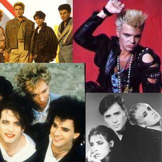 New Wave Alternative/80s 90s Industrial Music Mega Mix 4/2021