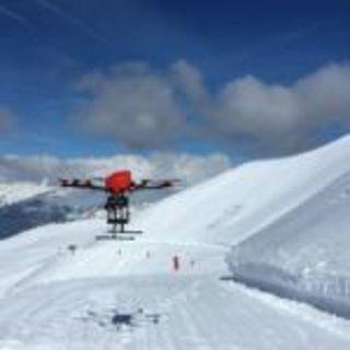 Tutto Qui - giovedì 28 novembre - I droni salvavita sulle montagne olimpiche