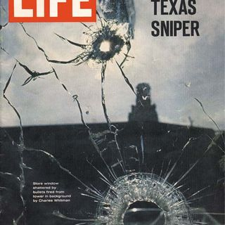 What You Ought To Know About the Texas Tower Shooting of 1966