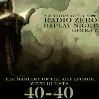 153 THE MASTERY OF THE ART EPISODE- 40-40 - Classic Replay