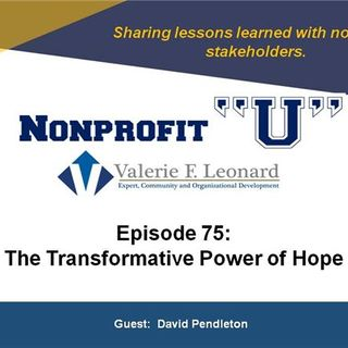 """The Transformative Power of Hope"""