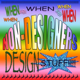 When Non-Designers Design Stuff