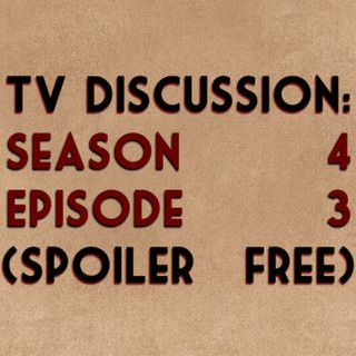 TV Discussion: Game of Thrones S04E03 (spoiler free)