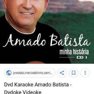 Programa Tarde Sertaneja Especial Amado Batista