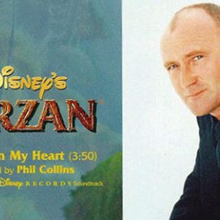 You'll Be In My Heart - Phil Collins