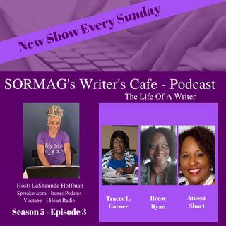 SORMAG's Writer's Café - Season 5 - Episode 3