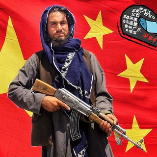 China Loves the Taliban! - Episode #73