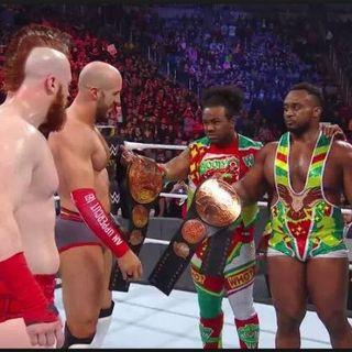 WWE Roadblock Recap Merry New Year