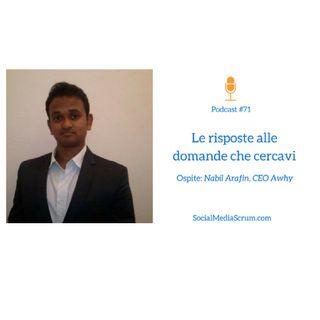 #71 Il servizio clienti proattivo - intervista a Nabil Arafin