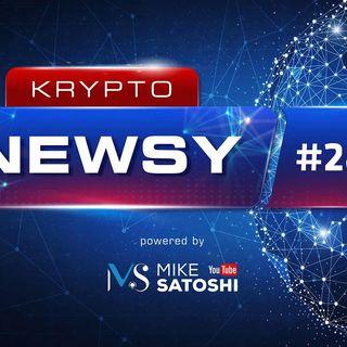 Krypto Newsy #283| 23.10.2021 | Bitcoin w okolicach $60k, konsola i ATH czy korekta? Banki chcą oferować kryptowaluty klientom