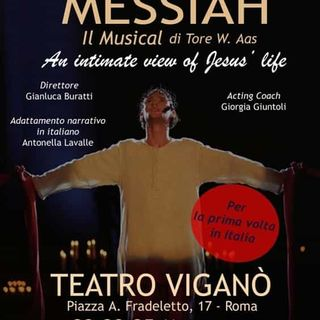 MESSIAH  (The Musical Messiah) OSLO G.C.