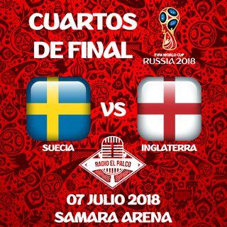 Suecia vs Inglaterra en VIVO