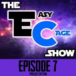 Episode 7 - The Easy Cage Show Awards Nominations