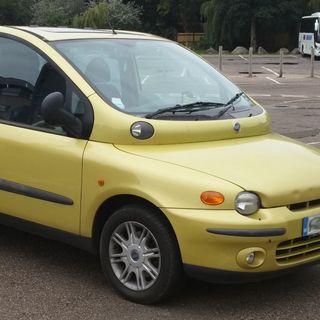 (Ekspresem) 11 - Fiat Multipla
