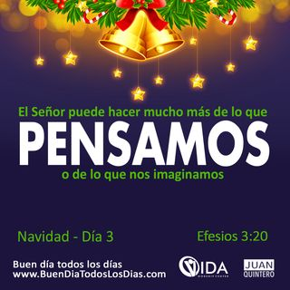 DEVOCIONAL DE NAVIDAD 3 – CONFÍA EN LOS PLANES DE DIOS