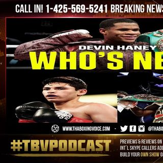 ☎️Devin Haney Would of GOT SLEPT By Ryan Garcia and Luke Campbell 🤔