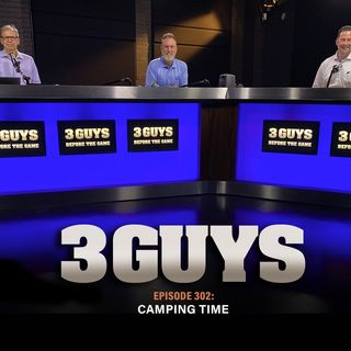 Camping Time  - Episode 302 WVU Opens Camp