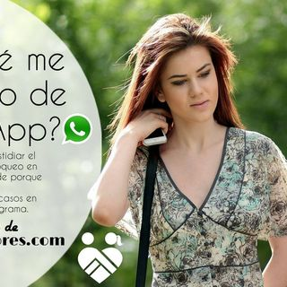 114 - ¿Porque me bloqueo de WhatsApp?