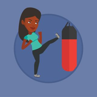 When Men Open Up #PODCAST #21 I Am Not A Punching Bag
