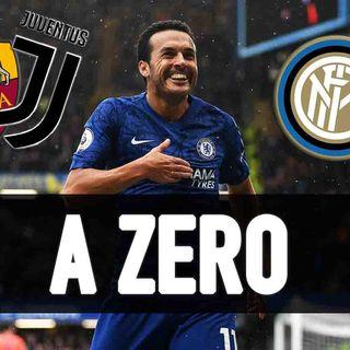 Pedro-Inter: contatto! Apertura per il colpo a zero
